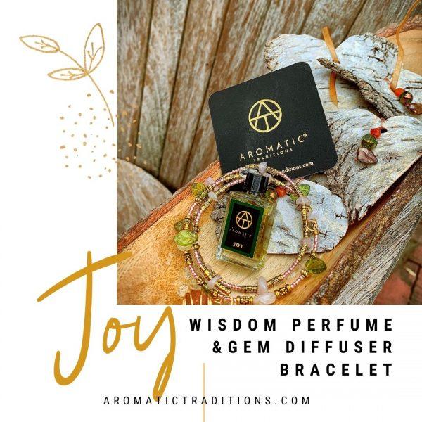 Aromatic Traditions JOY Wisdom Perfume Set
