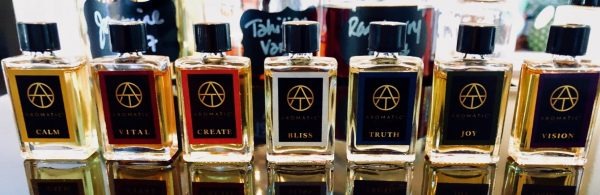 Aromatic Tradtions Wisdom Perfume Box set
