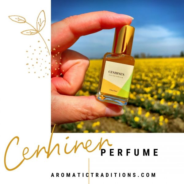 Aromatic Traditions Cenhinen Perfume Image