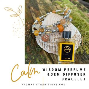 Aromatic Traditions Perfume Jewelry CALM