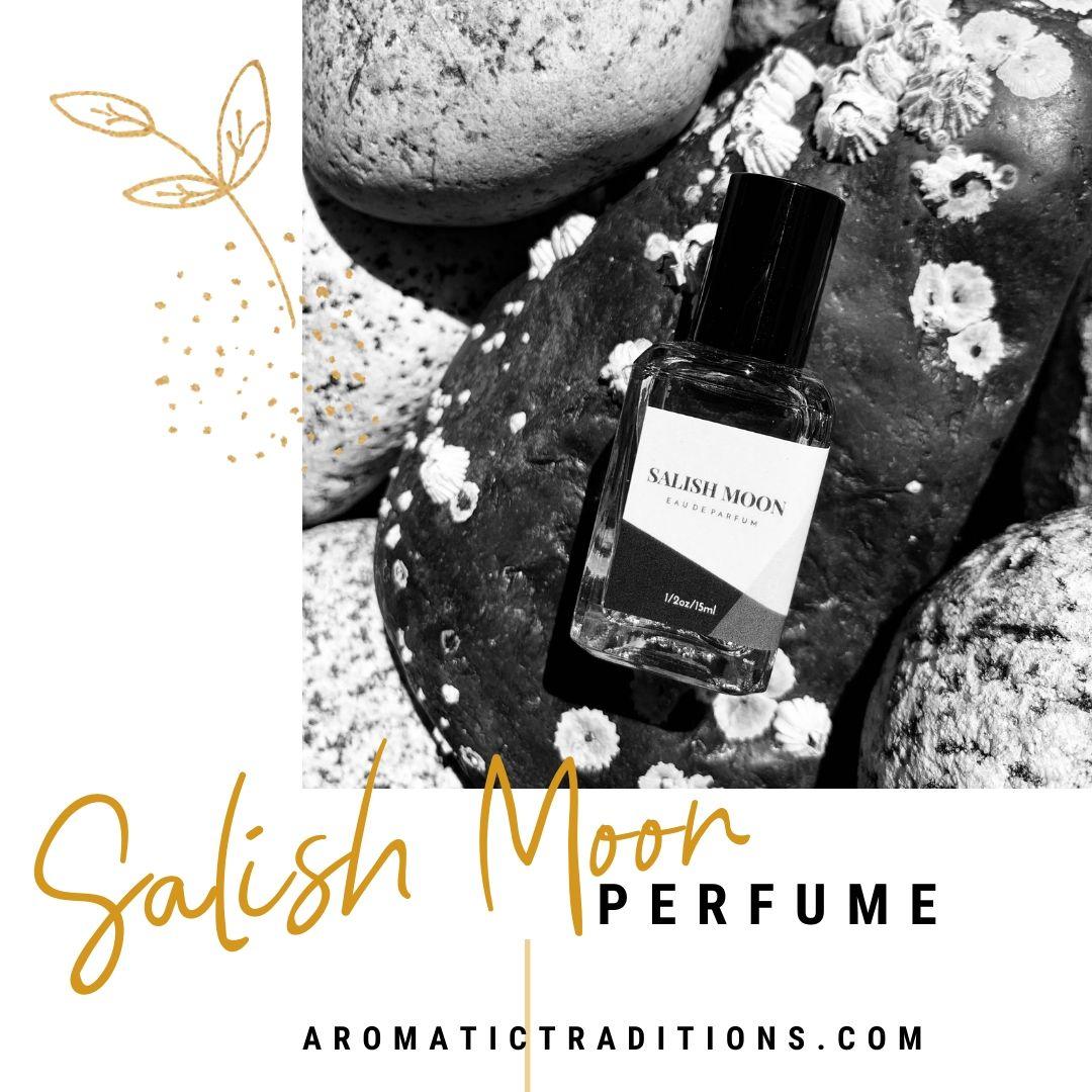 Aromatic Traditions Salish Moon Perfume Image