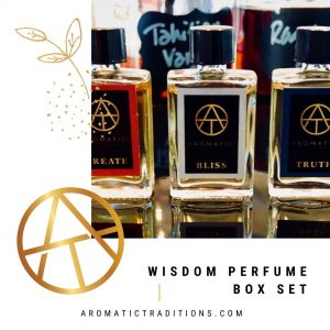 Aromatic Traditions Wisdom Perfume Box Set