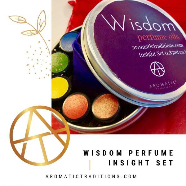 Aromatic Traditions Wisdom Perfume Insight Set