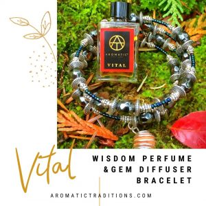 Aromatic Traditions Wisdom Perfume VITAL