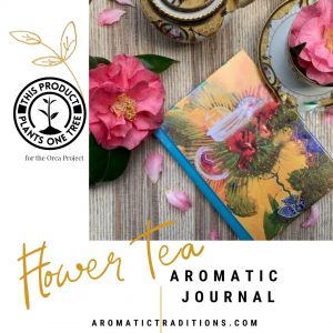 AT Flower Tea Aromatic Journal