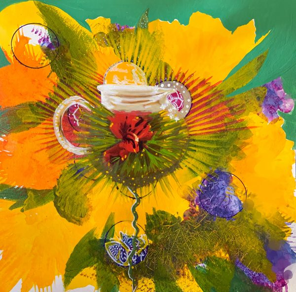Aromatic Traditions Flower Art