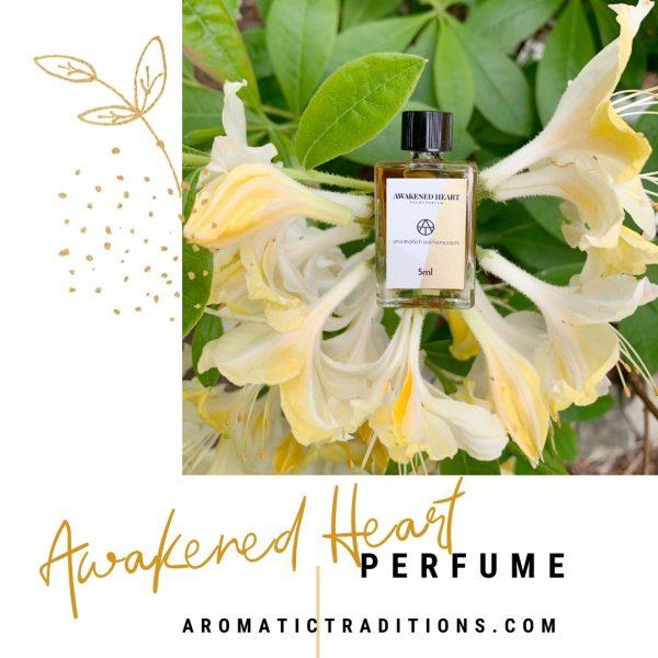 Aromatic Traditions Awakened Heart Perfume Image