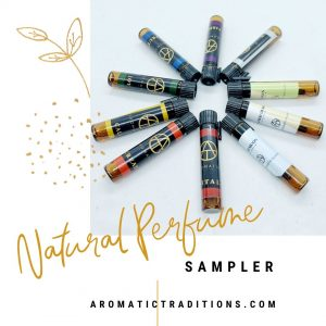 Aromatic Traditions Perfume Sampler